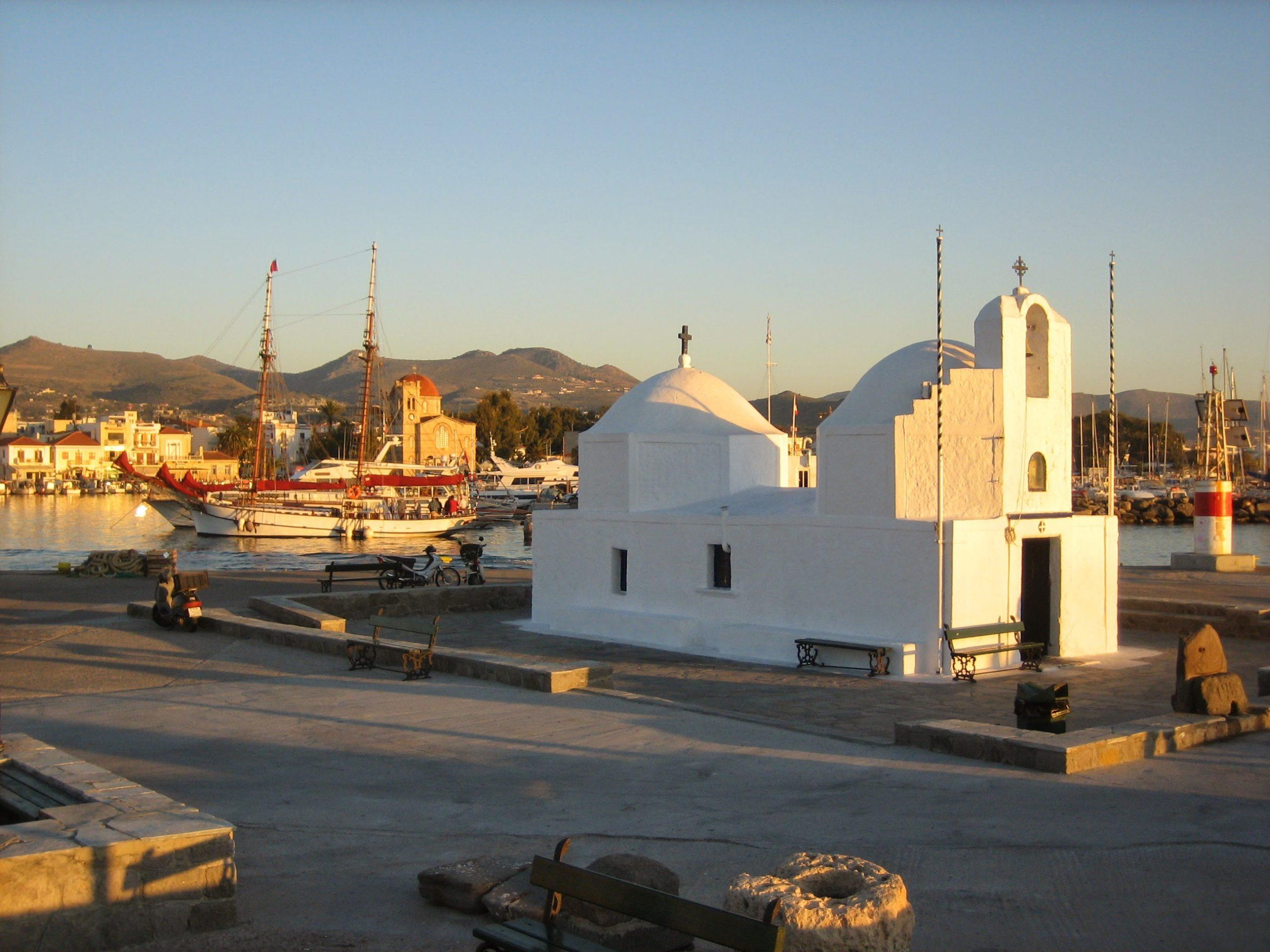 Ægina græsk kirke